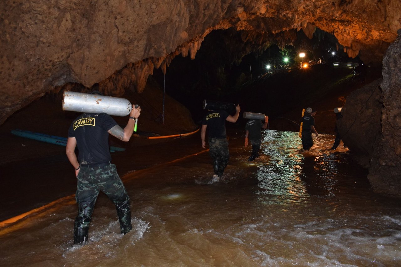 Post-Cave Rescue Mission: Digging The Blessings of Unity in Thailand