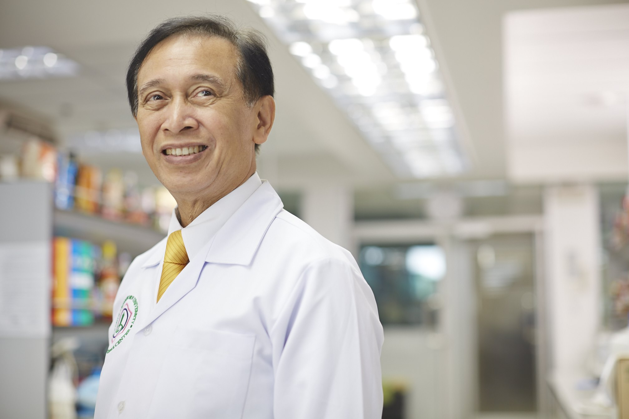 This World-ranked Thai Muslim Scientist Puts Bangkok As A World Leader