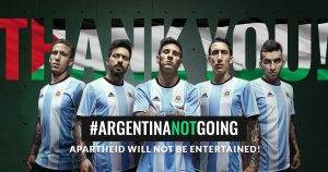 #ArgentinaNotGoing.