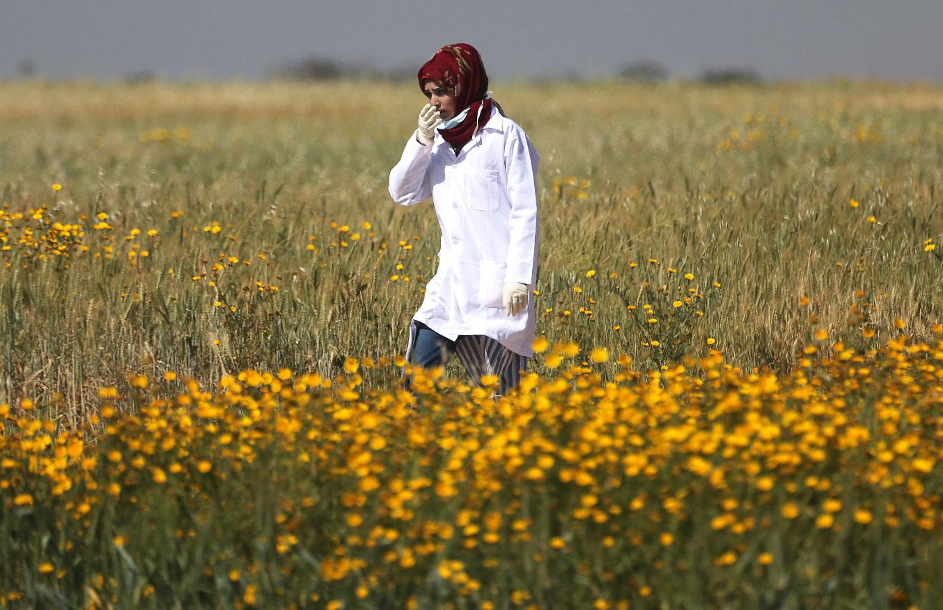"""""""It Isn't for Money, We Do It for Allah"""". Jannah for Razan."""