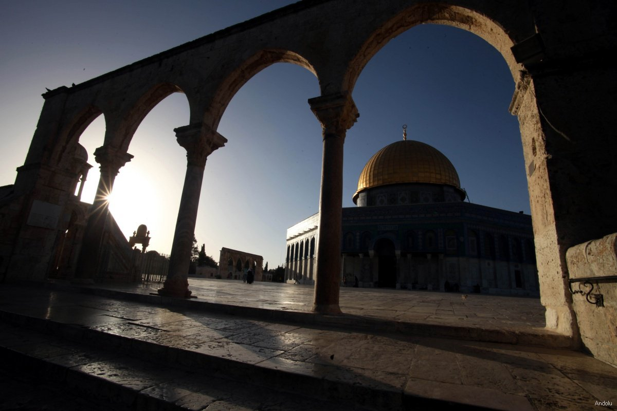 Shaaban: From Facing Jerusalem to Kaaba