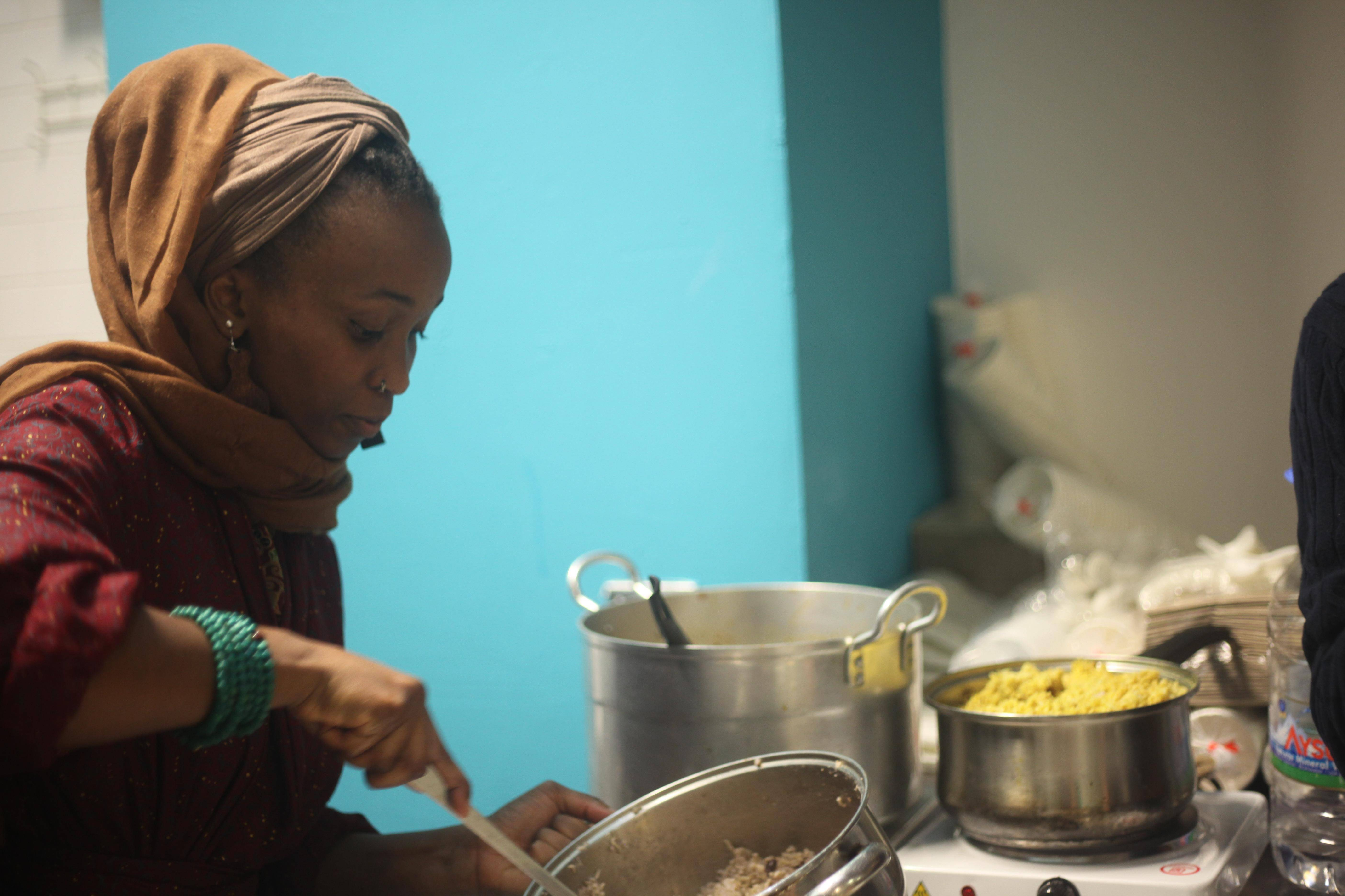 These London Muslims Organised a Green Iftar
